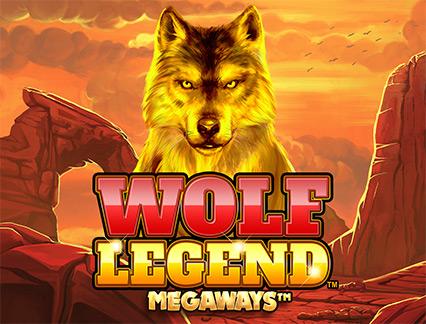 Wolf Legend Megaways – Huge win